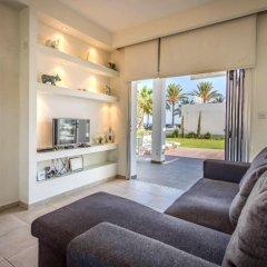 Отель Villa Nora Кипр, Протарас - отзывы, цены и фото номеров - забронировать отель Villa Nora онлайн комната для гостей фото 4