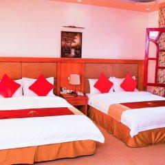 A1 Hotel 3* Номер Делюкс с различными типами кроватей фото 5