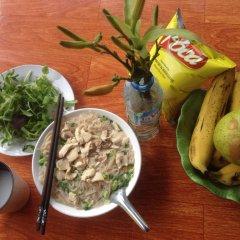 Отель Dang Phung Homestay Шапа питание фото 2