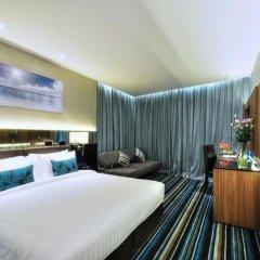 Отель The Continent Bangkok by Compass Hospitality 4* Представительский номер с различными типами кроватей фото 16