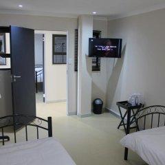 Grande Kloof Boutique Hotel 3* Стандартный номер с двухъярусной кроватью (общая ванная комната) фото 6