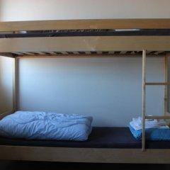 Bodø Hostel Кровать в мужском общем номере с двухъярусной кроватью