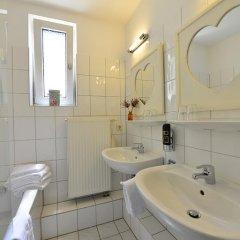 Hotel Domspitzen 3* Стандартный номер с различными типами кроватей фото 10