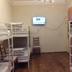 Hostel Moscow2000 Кровати в общем номере с двухъярусными кроватями фото 10