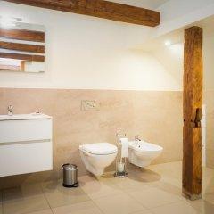 Отель Riga Downtown Apartment Латвия, Рига - отзывы, цены и фото номеров - забронировать отель Riga Downtown Apartment онлайн ванная
