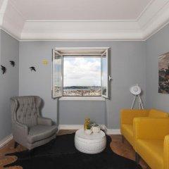 Апартаменты Graça Castle - Lisbon Cheese & Wine Apartments Апартаменты с различными типами кроватей