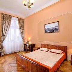 Cossacks Hostel Номер с общей ванной комнатой с различными типами кроватей (общая ванная комната) фото 5