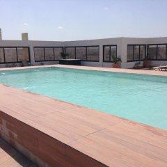 Отель Tanjah Flandria Марокко, Танжер - отзывы, цены и фото номеров - забронировать отель Tanjah Flandria онлайн бассейн фото 2