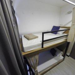 Pier 49 Hostel Кровать в общем номере с двухъярусной кроватью фото 2