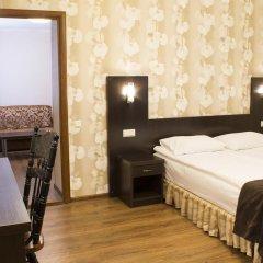 Гостиница Династия 3* Апартаменты разные типы кроватей фото 17