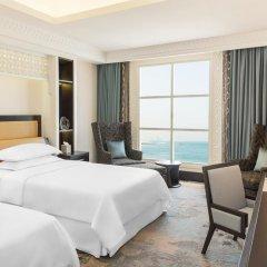 Отель Sheraton Sharjah Beach Resort & Spa 5* Номер Делюкс с различными типами кроватей фото 2
