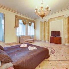 Hotel 5 Sezonov 3* Студия Делюкс с различными типами кроватей фото 26
