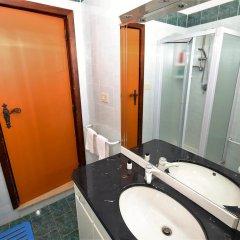 Отель Attico Recanati Джардини Наксос ванная