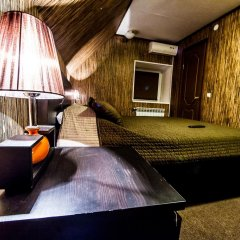 Гостиница Night Train Motel в номере