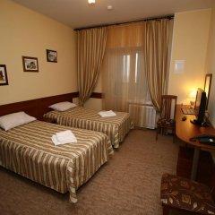 Отель На высоте Улучшенный номер фото 3