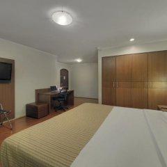 Hotel Deville Business Curitiba 3* Улучшенный номер с различными типами кроватей фото 2