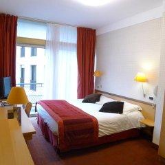 Hotel Des Lices 3* Стандартный номер с двуспальной кроватью фото 10
