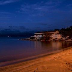 Отель Olive Groove Греция, Корфу - отзывы, цены и фото номеров - забронировать отель Olive Groove онлайн пляж