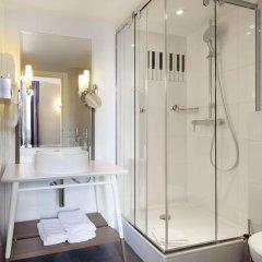 Отель Hôtel du Triangle d'Or 3* Стандартный номер с различными типами кроватей фото 5