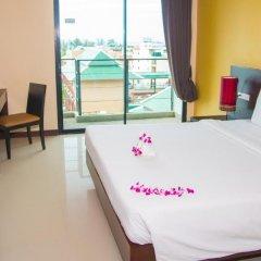 Отель PGS Hotels Patong 3* Номер Делюкс с двуспальной кроватью фото 8