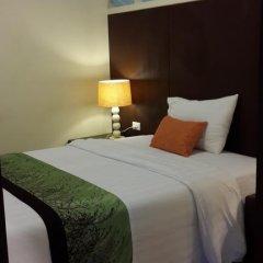 Отель The Heritage Pattaya Beach Resort 4* Стандартный номер с различными типами кроватей фото 5