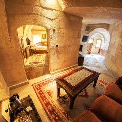 Gamirasu Hotel Cappadocia 5* Семейный люкс с двуспальной кроватью фото 12