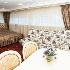 Гостиница Лазурный берег Полулюкс с различными типами кроватей фото 5