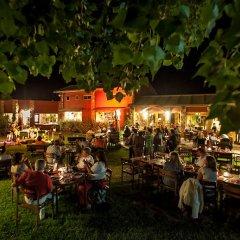 Отель Cabañas Y Suites Villa Bonita Вейнтисинко де Майо помещение для мероприятий