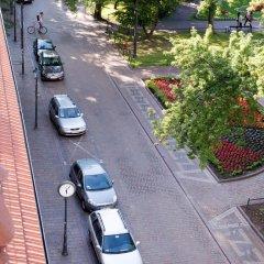 Апартаменты Antique Apartments Plac Szczepanski Краков парковка