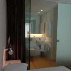 Отель Hospedaria Convento De Tibaes 3* Стандартный номер двуспальная кровать фото 3