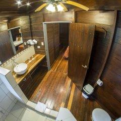 Отель Chachagua Rainforest Ecolodge сауна