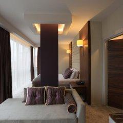 Отель Hassuites Muğla спа