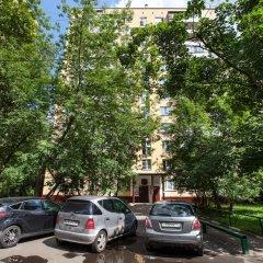 Апартаменты Садовое Кольцо ВДНХ парковка