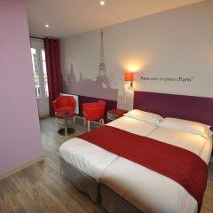 Grand Hotel de Turin 3* Стандартный номер разные типы кроватей фото 12