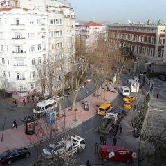 Отель Taksim Star Express Стамбул балкон