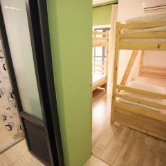 Freeguys Hostel Кровать в общем номере с двухъярусной кроватью фото 2