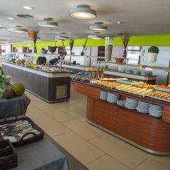 Отель Nubahotel Coma-ruga питание