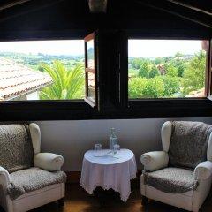 Отель La Casona de Suesa 3* Улучшенный номер с различными типами кроватей
