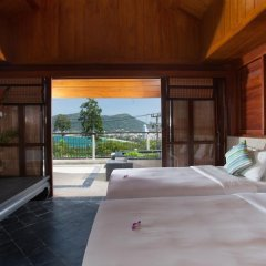 Отель Baan Yin Dee Boutique Resort 4* Президентский люкс двуспальная кровать