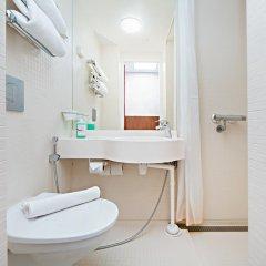 Omena Hotel Helsinki Lonnrotinkatu Хельсинки ванная фото 3