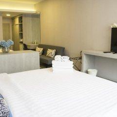 Отель Ratchadamnoen Residence 3* Улучшенный номер с различными типами кроватей фото 14