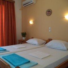 Апартаменты Antonios Apartments Пляж Стегна комната для гостей фото 4