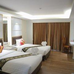 Отель Achada Beach Pattaya 3* Номер Делюкс с 2 отдельными кроватями фото 11