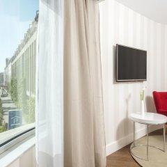Отель NH Collection Frankfurt City 4* Номер категории Премиум с различными типами кроватей