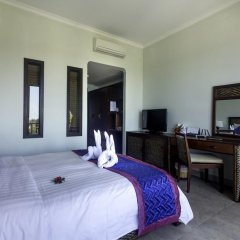 Отель Lotus Muine Resort & Spa 4* Номер Премиум с различными типами кроватей фото 7