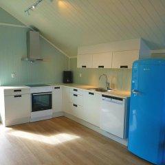 Отель Saltstraumen Brygge 3* Апартаменты с различными типами кроватей фото 8