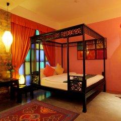 Shanghai Mansion Bangkok Hotel 4* Улучшенный номер с различными типами кроватей фото 8