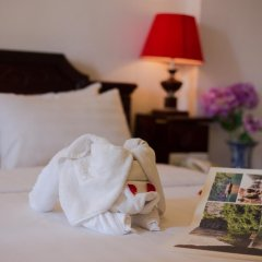 Hanoi 3B Hotel 2* Стандартный семейный номер с двуспальной кроватью фото 2