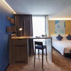 U Sukhumvit Hotel Bangkok 4* Номер Делюкс фото 15