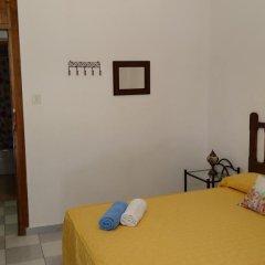 Отель Pensión Olympia 2* Стандартный номер с двуспальной кроватью (общая ванная комната) фото 17